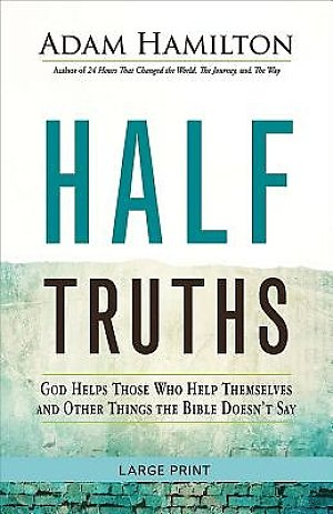 Half Truths [Large Print]