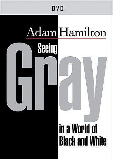 Seeing Gray in a World of Black and White - DVD