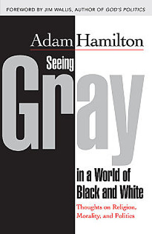 Seeing Gray in a World of Black and White- Thoughts on Religion, Morality, and Politics